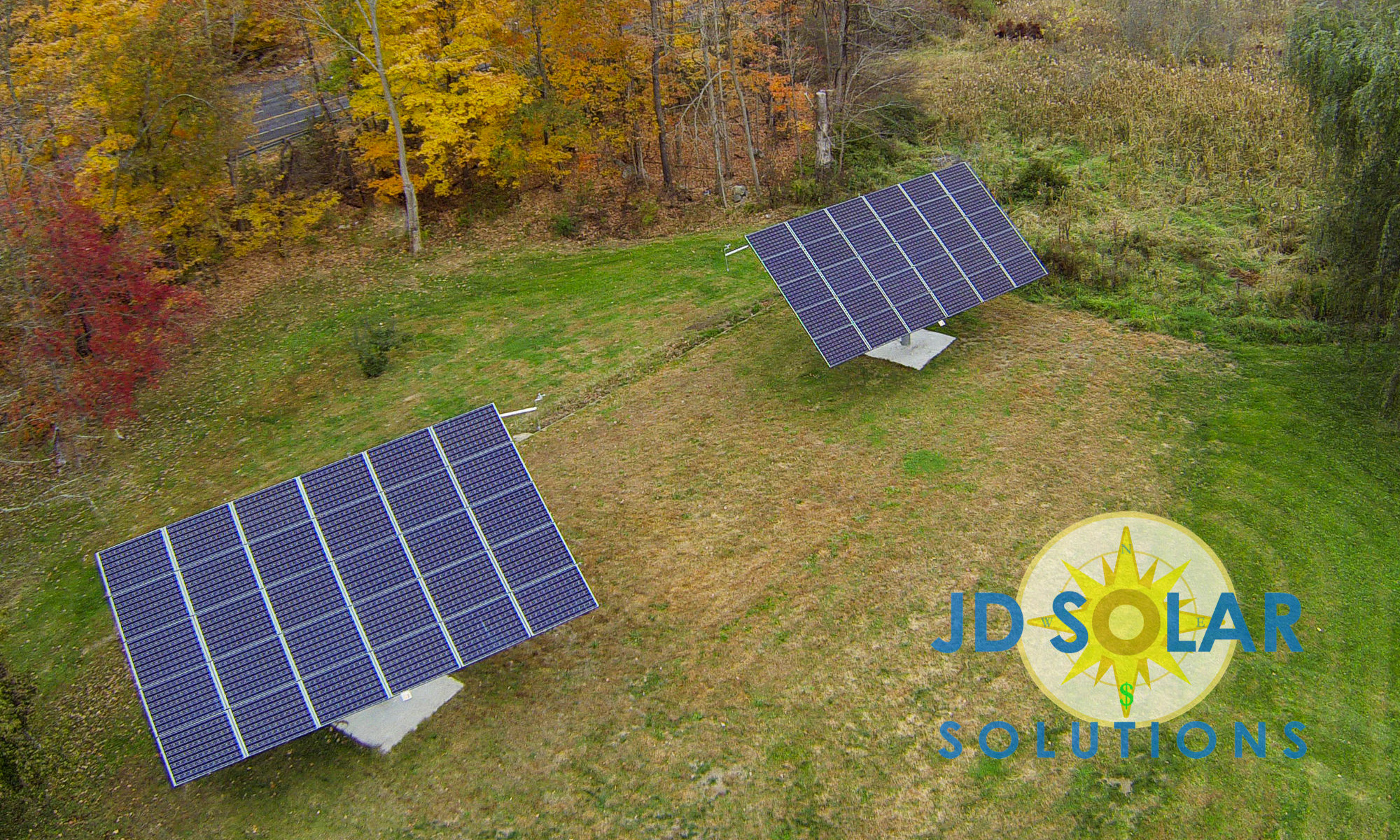 JD Solar Bolton - Ground Tracking Array