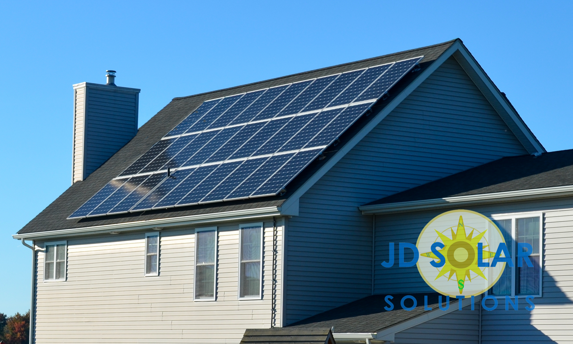 Residential JD Solar Installation