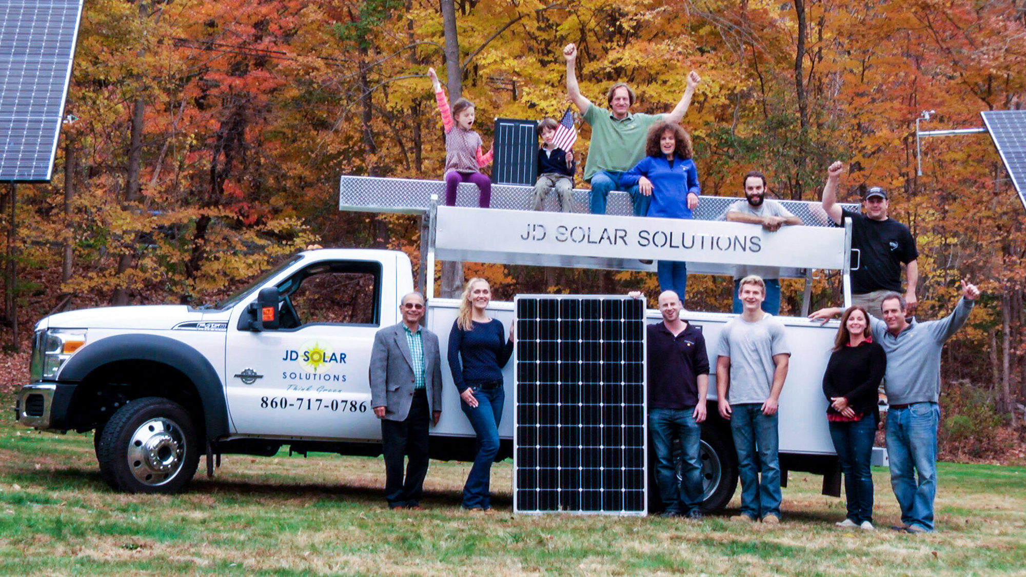 Team JD Solar